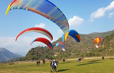 Paragliding Tandem Course (T1)
