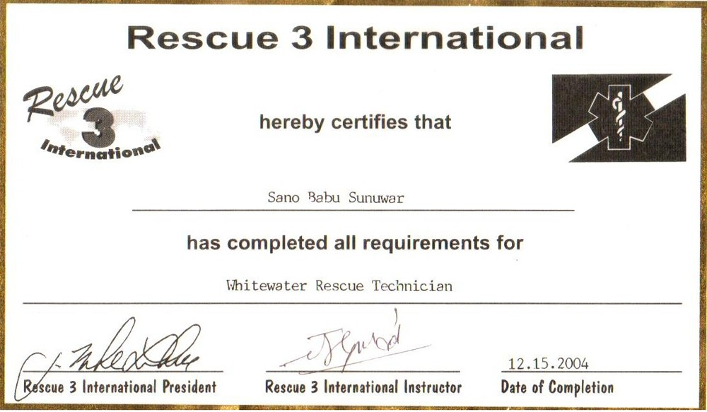 Rescue 3 International