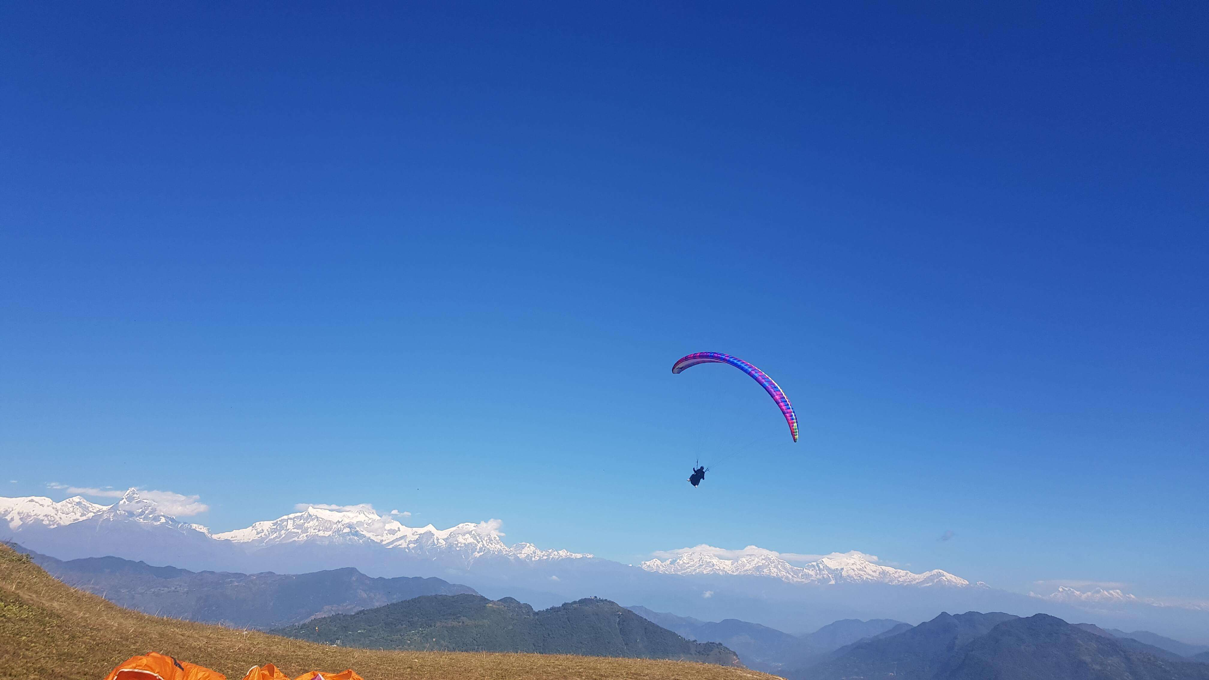 The breathtaking Himalaya