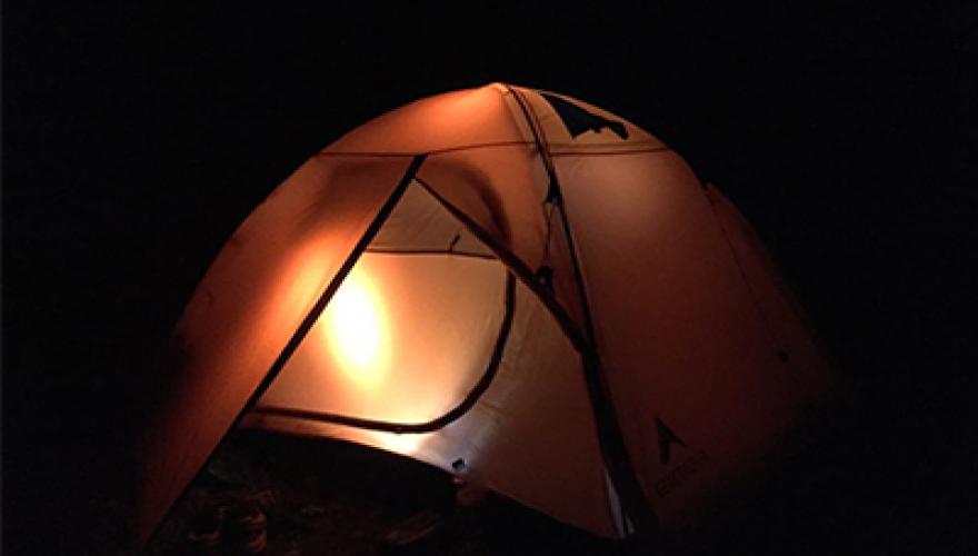Hiking, Camping & Paragliding (tandem)