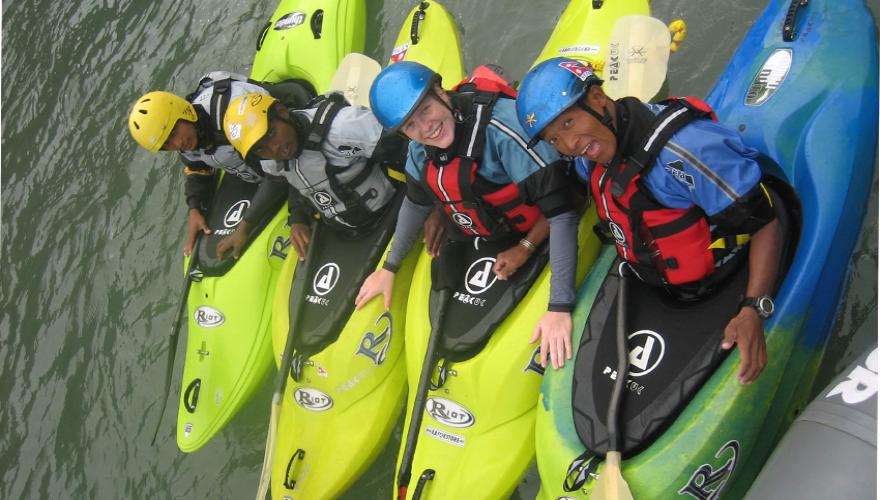 kayaking paragliding babu adventure nepal