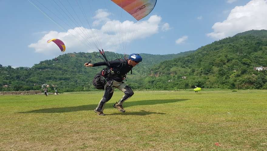 Paragliding Refresh Course