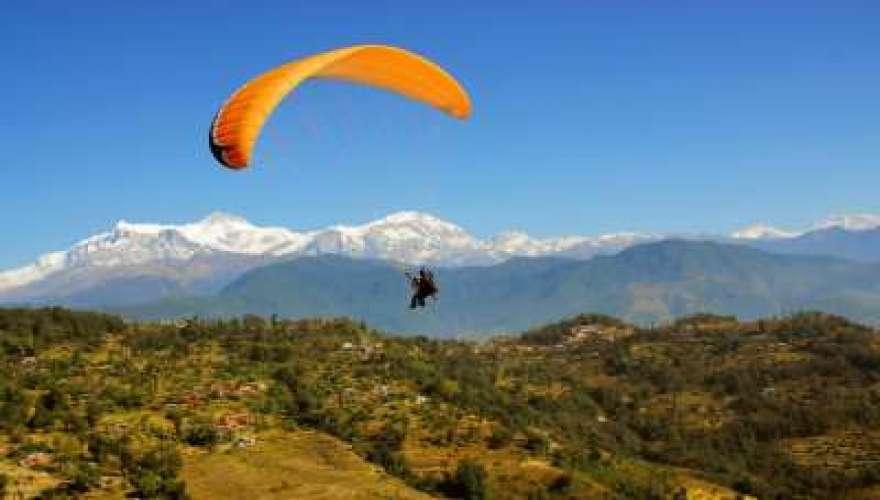 Paragliding Tandem Course (T2)