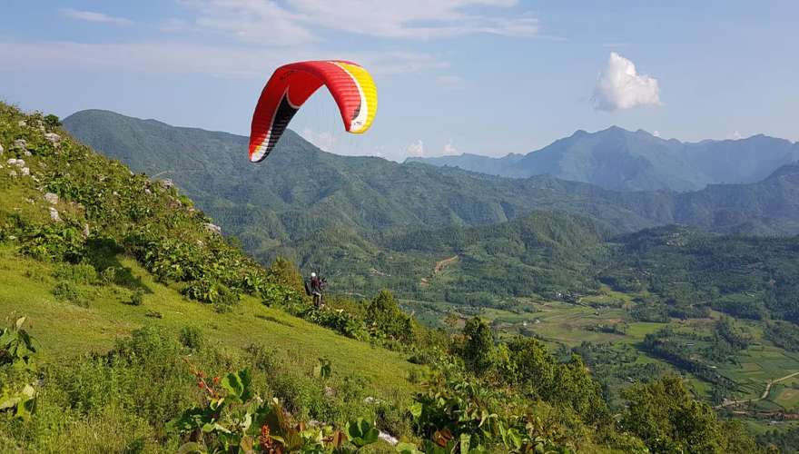 Paragliding Thermalling Course
