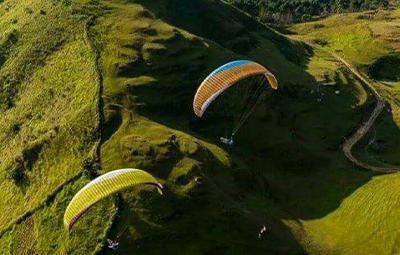 Nepal Paragliding Tour (Solo/Tandem)